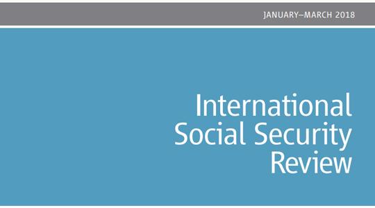 شماره مستمری بازنشستگان تامین اجتماعی انتشار نشريه شماره ۵۴ اتحادیه بین المللی تأمین اجتماعی ...